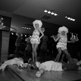 URBANS и балет Lumier