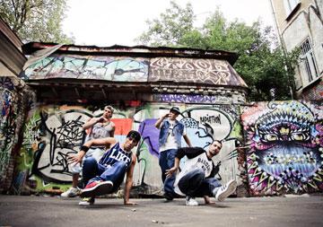 танцевальный коллектив Urbans