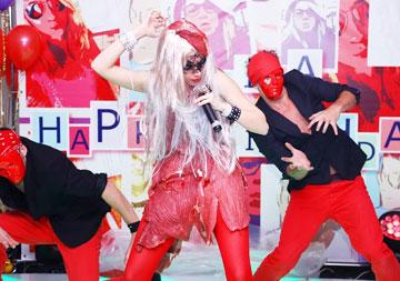 шоу программа танцевальный коллектив