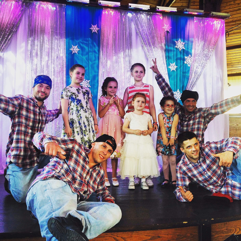 хип хоп танцы для детей