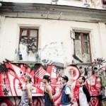 брейк данс команды Urbans танцевальный коллектив