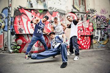 хип хоп вечеринка urbans